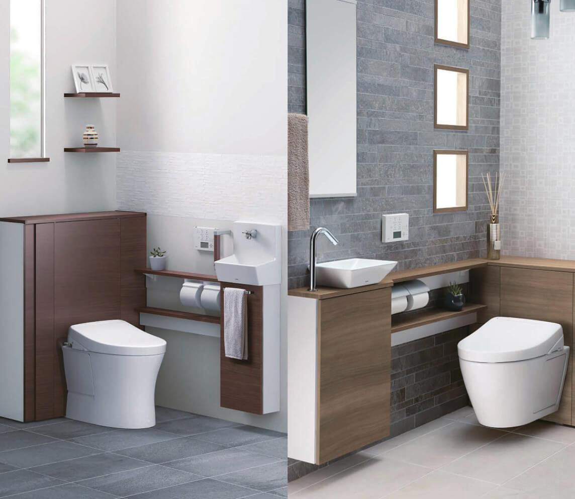 トイレの内装リフォーム トイレリフォームなら多摩住設